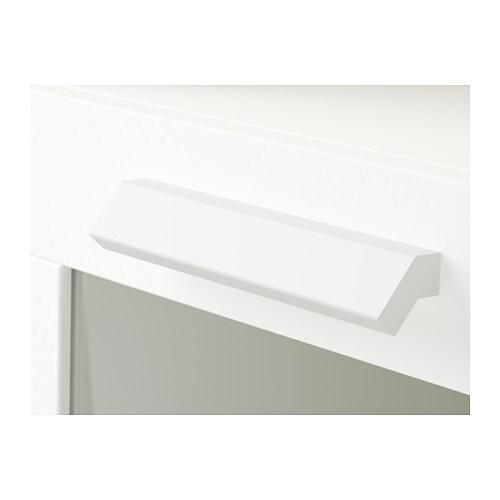 BRIMNES Bedside Table IKEA - White bedside table ikea