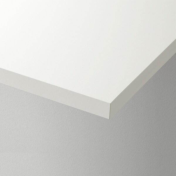 BURHULT رف, أبيض, 59x20 سم