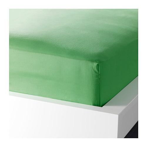 dvala fitted sheet 140x200 cm ikea. Black Bedroom Furniture Sets. Home Design Ideas