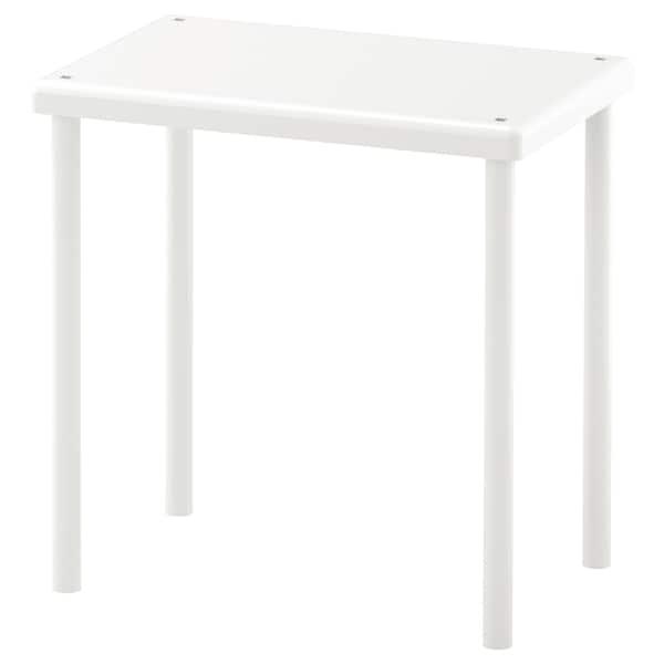 DYNAN Add-on shelf, white, 40x27x40 cm
