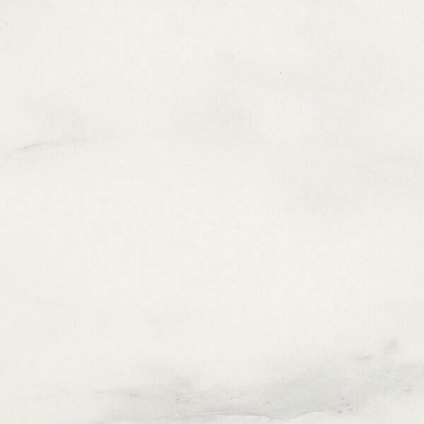 EKBACKEN Worktop, white marble effect/laminate, 246x2.8 cm