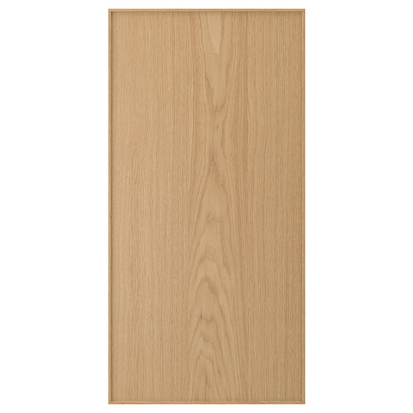 EKESTAD Door, oak, 40x80 cm