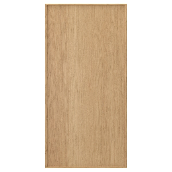 EKESTAD Door, oak, 30x60 cm