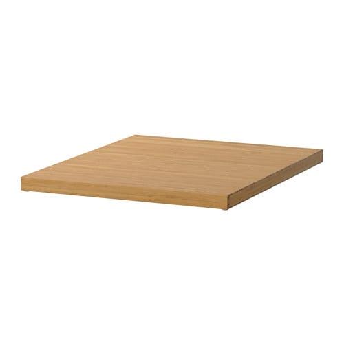 ELVARLI Shelf, bamboo