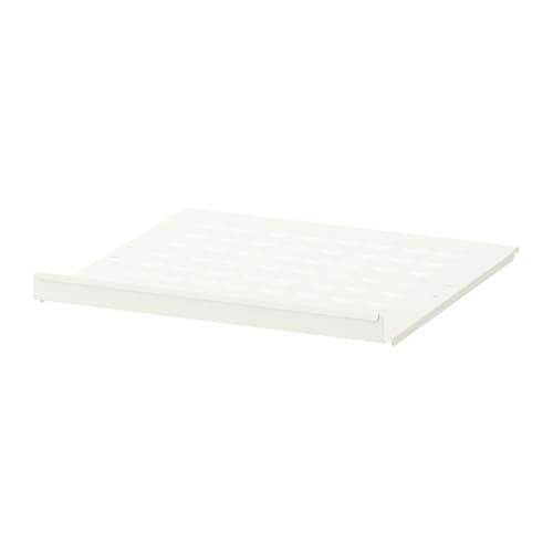 ELVARLI Shoe shelf, white