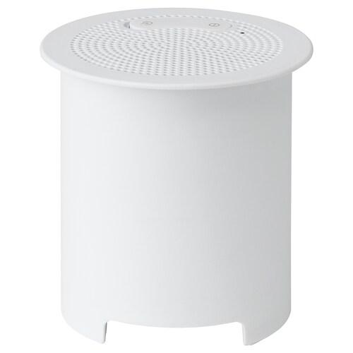 ENEBY built-in bluetooth speaker white 88 mm 86 mm