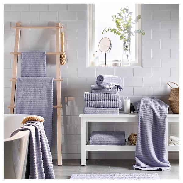 FLODALEN bath towel lilac 140 cm 70 cm 0.98 m² 700 g/m²