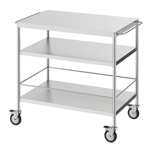 Flytta kitchen trolley ikea - Table a roulettes ikea ...