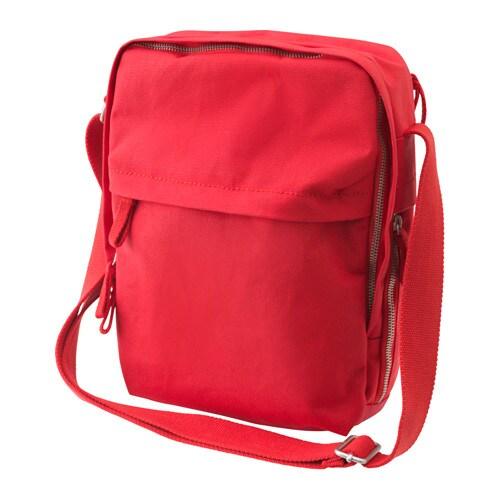 FÖRENKLA Shoulder bag, red
