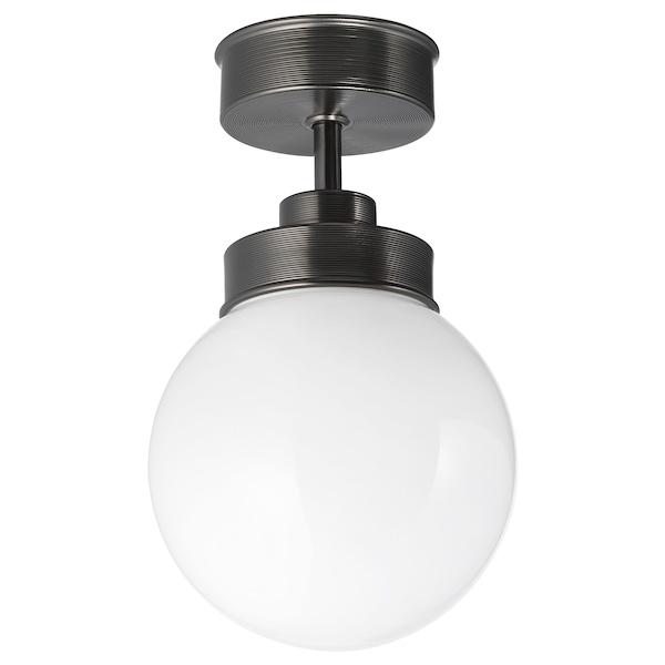 FRIHULT مصباح سقف, أسود