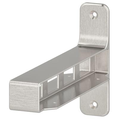 GRANHULT Jointing bracket, nickel-plated, 20x12 cm