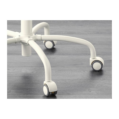 gregor swivel chair vittaryd white. GREGOR Swivel Chair Vittaryd White IKEA Gregor P