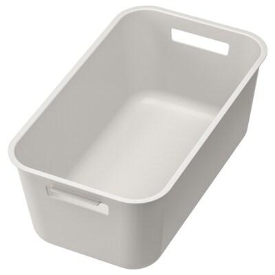 GRUNDVATTNET وعاء غسل الاطباق, رمادي