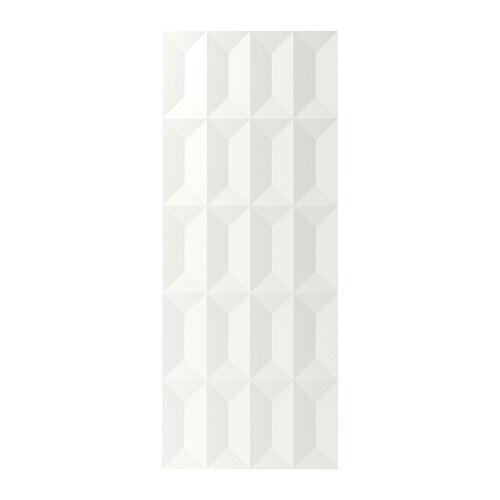 HERRESTAD Door, white