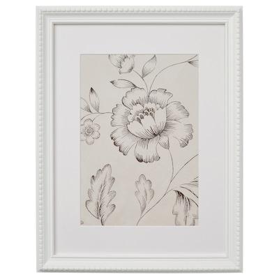 HIMMELSBY برواز, أبيض, 30x40 سم