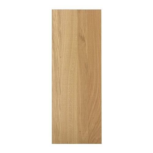 HYTTAN Cover panel, oak veneer