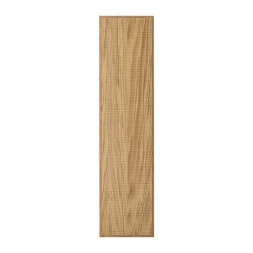 HYTTAN Door, oak veneer