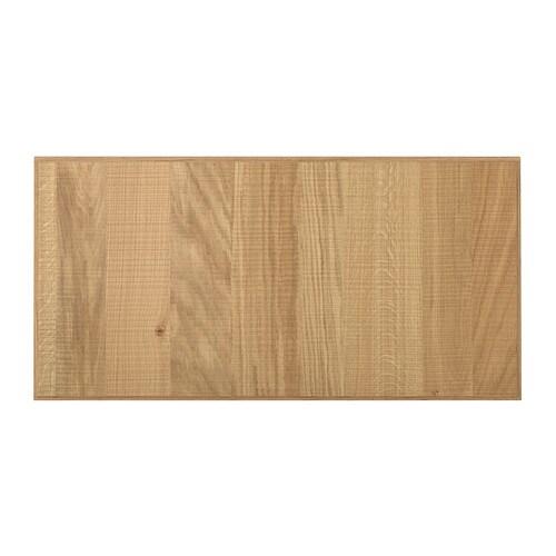 HYTTAN Drawer front, oak veneer