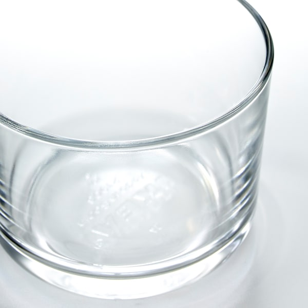 IKEA 365+ glass clear glass 6 cm 18 cl 6 pack