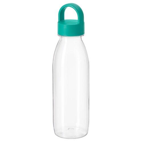 IKEA 365+ water bottle green 24 cm 0.5 l