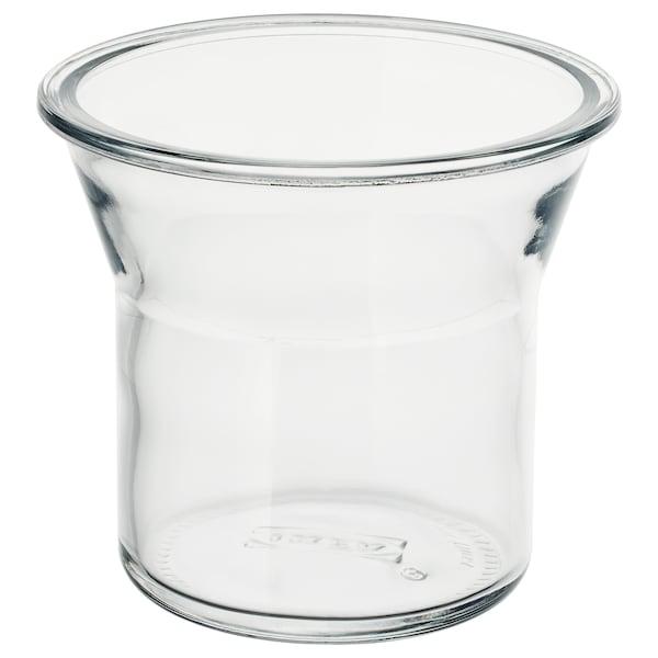IKEA 365+ برطمان, دائري/زجاج, 1.0 ل