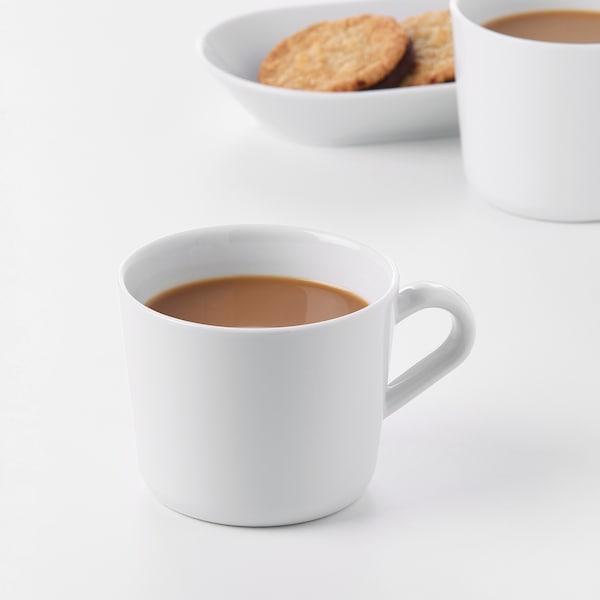 IKEA 365+ Mug, white, 24 cl