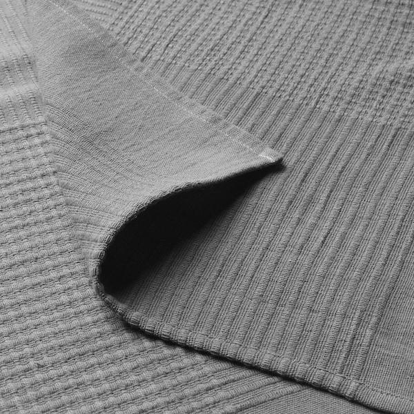 INDIRA غطاء سرير, رمادي, 230x250 سم