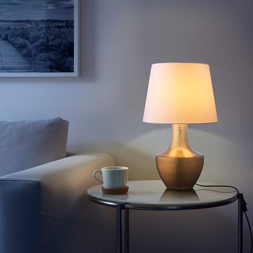 Kastvind Table Lamp Base Brass Colour
