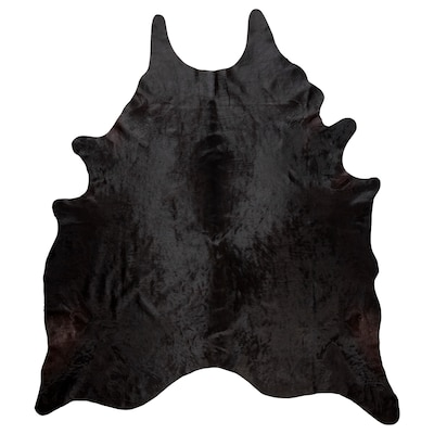 KOLDBY جلد بقرة, أسود