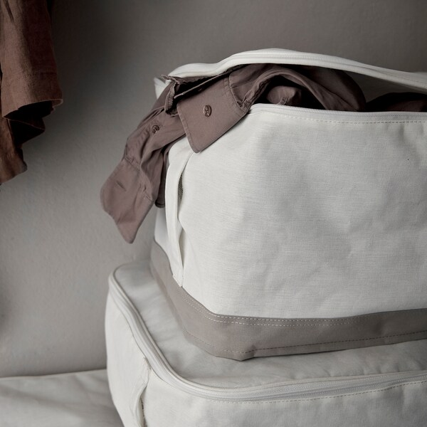 LACKISAR حقيبة تخزين, 44x51x19 سم