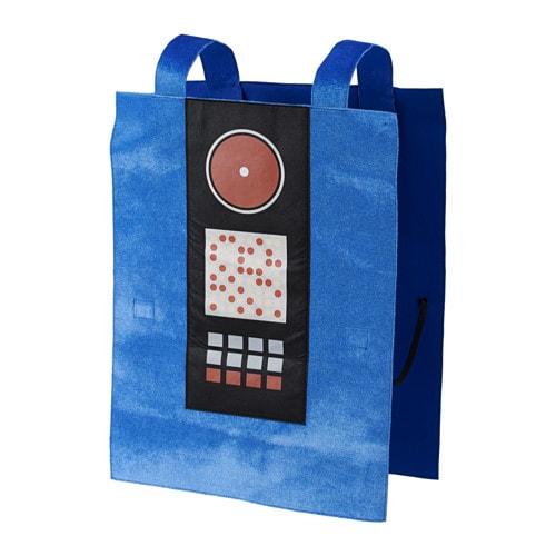LATTJO Robot vest, blue