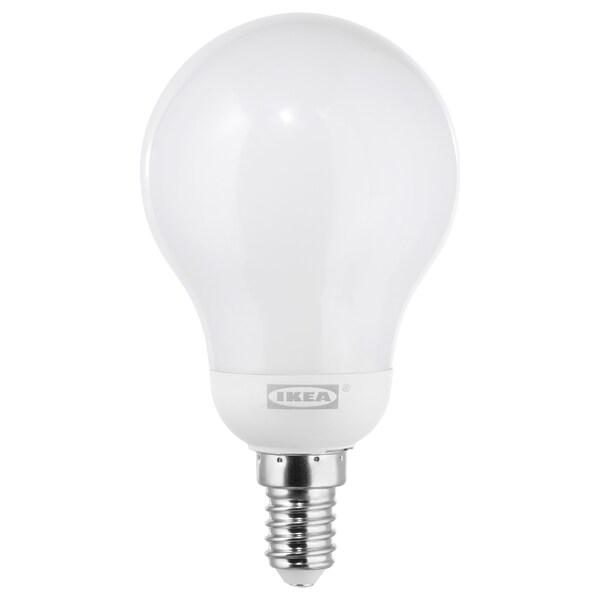 LEDARE لمبة LED E14 600 lumen