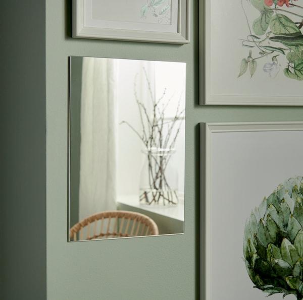 LÖNSÅS مرآة, 21x30 سم