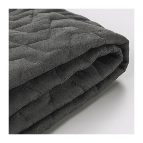 LYCKSELE Chairbed cover Vallarum grey IKEA
