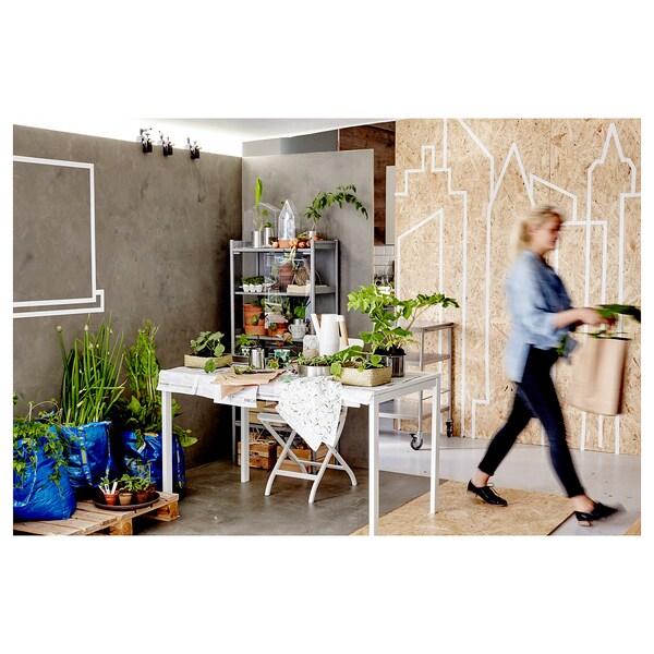 MELLTORP طاولة, أبيض, 125x75 سم