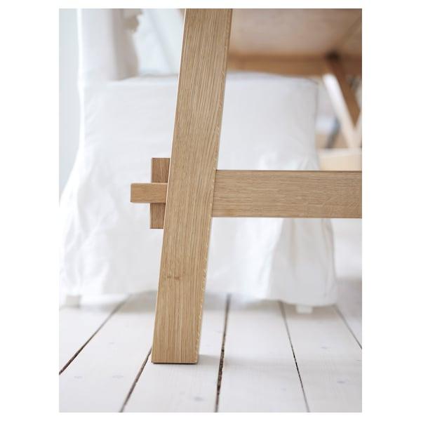 MÖCKELBY / HENRIKSDAL طاولة و 6 كراسي, أبيض/Blekinge أبيض, 235x100 سم