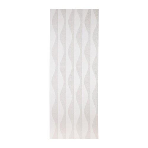 MURRUTA Panel curtain, white