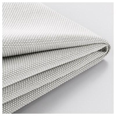 NORSBORG غطاء كنبة مقعدين, Finnsta أبيض