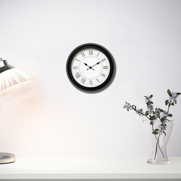 NUFFRA Wall clock, 25 cm