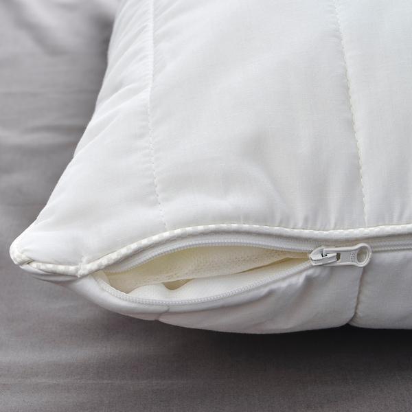 RUMSMALVA وسادة مريحة، لمن ينام على جنبه/ظهره, 50x80 سم
