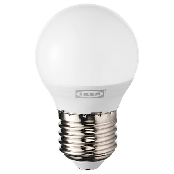 RYET لمبة LED E27 200 lumen, كرويّة أبيض أوبال