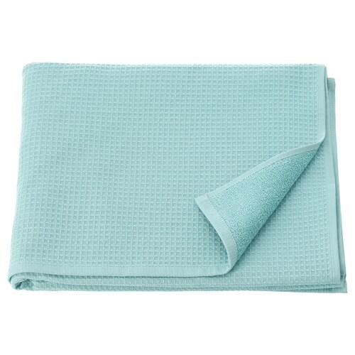 SALVIKEN bath towel light blue 500 g/m² 140 cm 70 cm 0.98 m² 500 g/m²