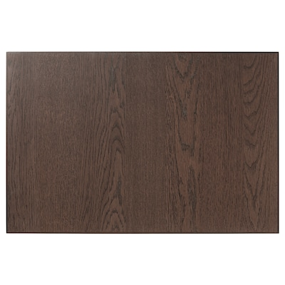 SINARP Drawer front, brown, 60x40 cm