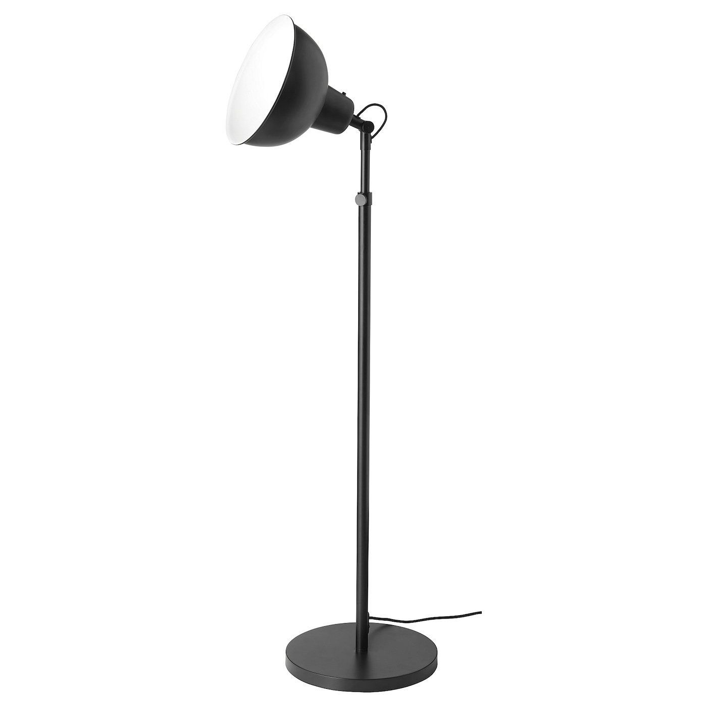 Skurup Floor Uplighter Black Ikea