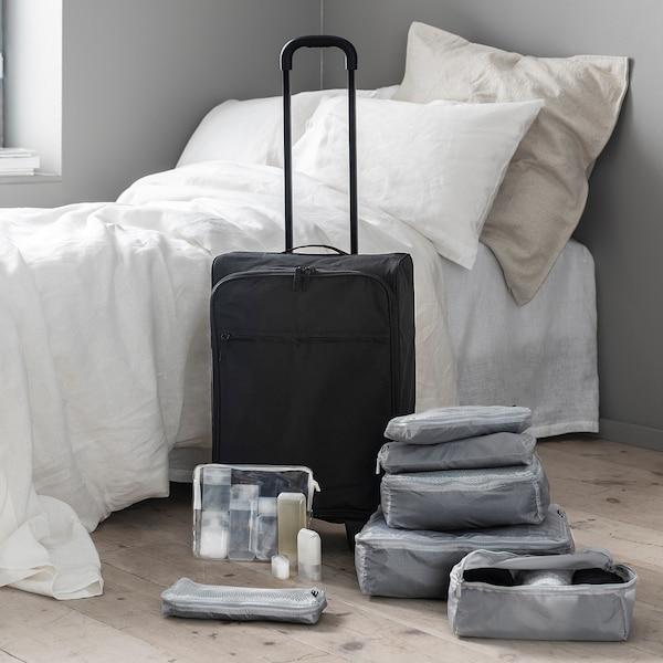 STARTTID حقيبة سفر مع عجلات