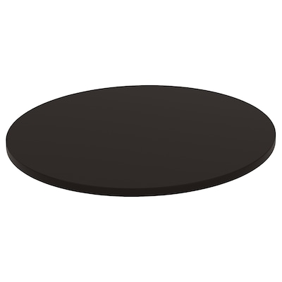 STENSELE Table top, anthracite, 70 cm