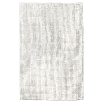 TOFTBO دعّاسة للحمّام, أبيض, 50x80 سم