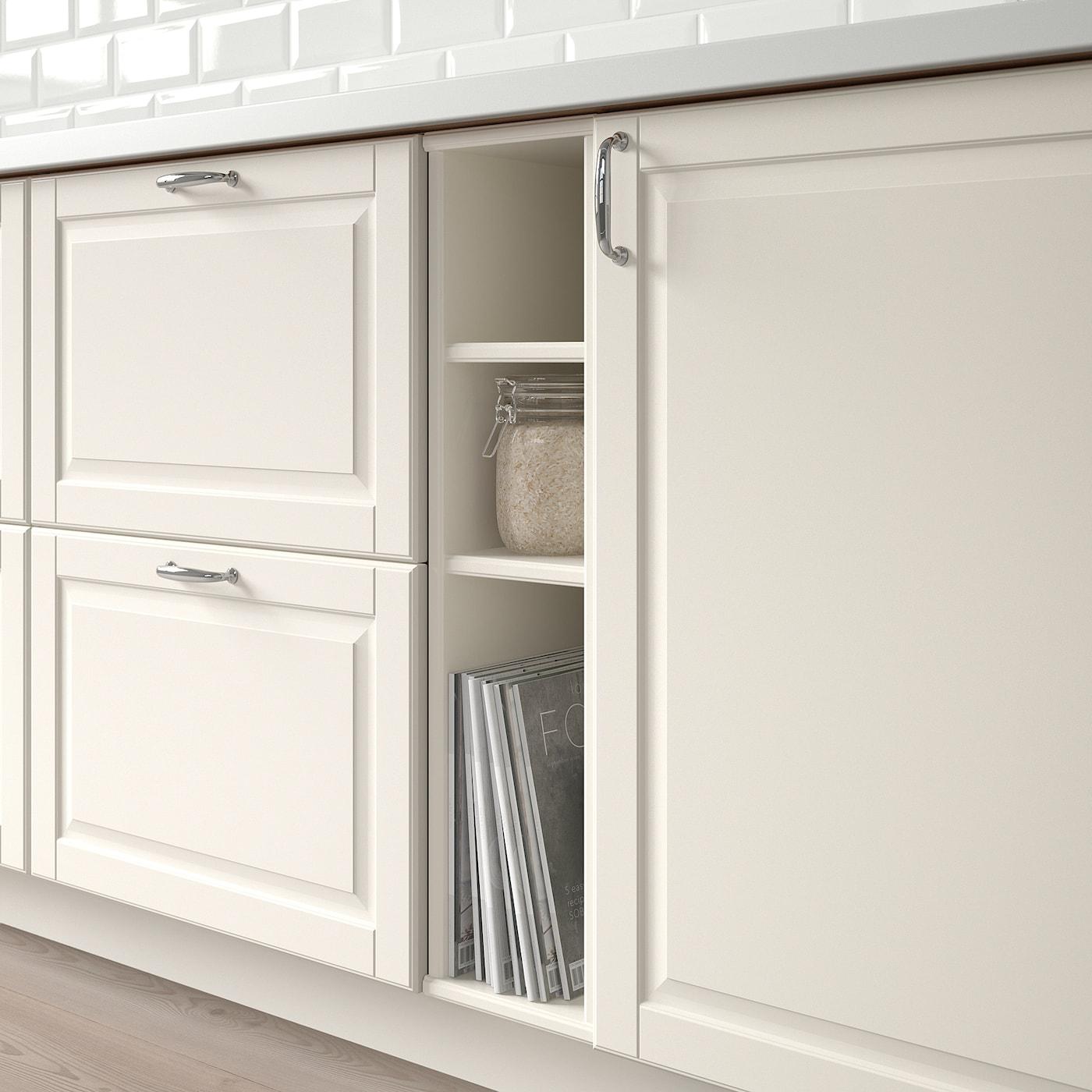Tornviken Open Cabinet Off White Ikea