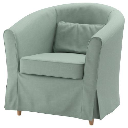 TULLSTA armchair Nordvalla light green 79 cm 69 cm 78 cm 52 cm 54 cm 43 cm