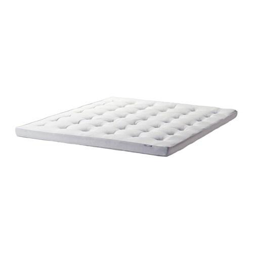 TUSTNA Mattress pad, white